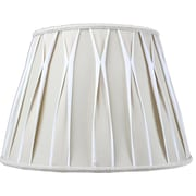 Home Concept Classics Brass 16'' Shantung Empire Lamp Shade