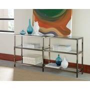 Wildon Home   Arlington 27'' Accent Shelves Bookcase