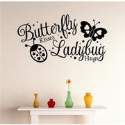 Design With Vinyl Butterfly Wall Decal