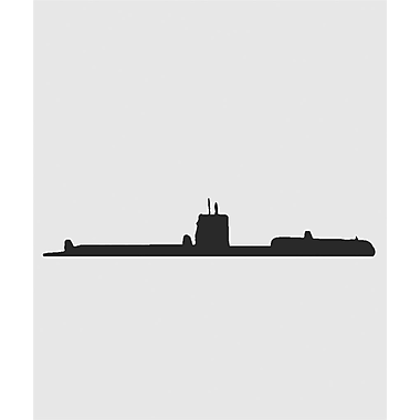 Design With Vinyl US Military Navy Wall Decal