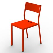 MG FRENCH DESIGN Take Chair; Orange