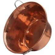 Sertodo Copper Permian Basin; 9.75''H x 9.75'' W x 9.75 D