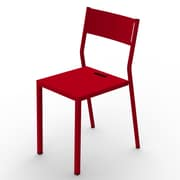 MG FRENCH DESIGN Take Chair; Red