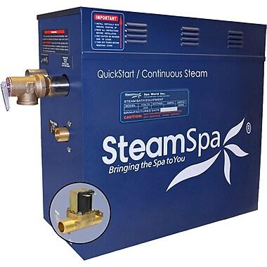 Steam Spa Complete Essentials Installation Kit