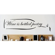 Design With Vinyl Wine Wall Decal