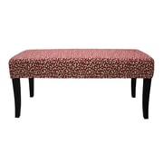 HD Couture Wood Bench