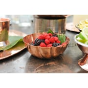 Sertodo Copper Aphrodite Fruit Bowl / Basket