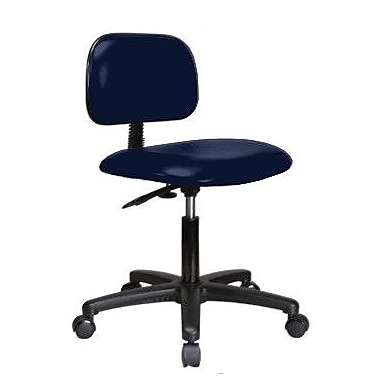Perch Chairs & Stools Low-Back Desk Chair; Imperial