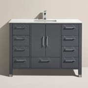 Kube Bath Anziano 48'' Single Bathroom Vanity Set