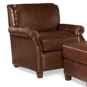 Palatial Furniture Kingston Arm Chair; Vintage Auburn