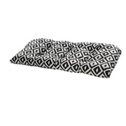 Tempo Terrasol Outdoor Sofa Cushion; Black