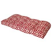 Tempo Terrasol Outdoor Sofa Cushion; Chili Pepper
