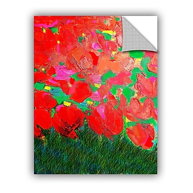 ArtWall The Color Of Life Wall Mural; 32'' H x 24'' W x 0.1'' D