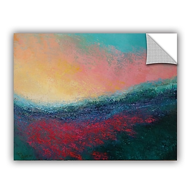 ArtWall Early Bright Wall Mural; 24'' H x 32'' W x 0.1'' D
