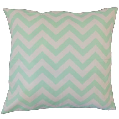 The Pillow Collection Napowsa Zigzag Bedding Sham; Standard