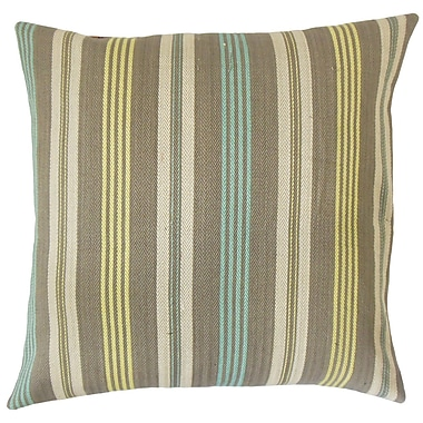 The Pillow Collection Magaly Stripes Bedding Sham; King