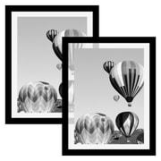 MCSIndustries Float Picture Frame Set (Set of 2)