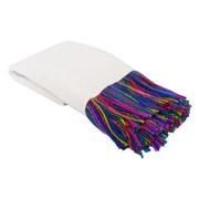 Karma Living Wool Throw Blanket