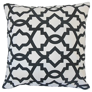 The Pillow Collection Daveney Geometric Bedding Sham; Euro