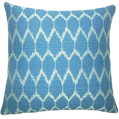 The Pillow Collection Paratyl Geometric Bedding Sham; King
