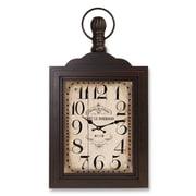 Melrose Intl. Oversized Wall Mount Clock