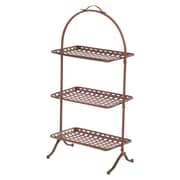 Melrose Intl. 3 Tier Tray Stand