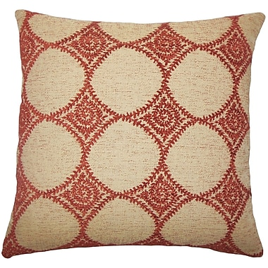 The Pillow Collection Aim Geometric Bedding Sham; Queen