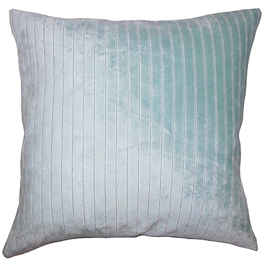 The Pillow Collection Wanbli Striped Bedding Sham; Queen