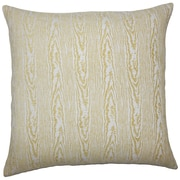 The Pillow Collection Yestin Marbled Bedding Sham; Queen