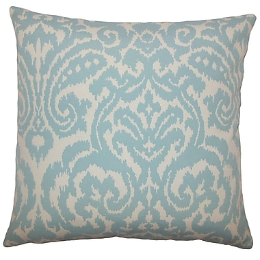 The Pillow Collection Zajac Ikat Bedding Sham; Queen