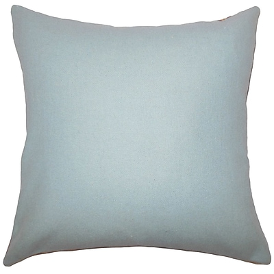 The Pillow Collection Yandel Solid Bedding Sham; Standard
