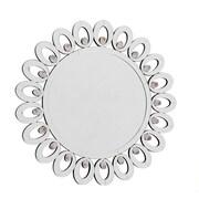 Wayborn Mother of Pearl Beveled Mirror