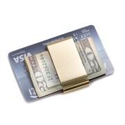 Bey-Berk Twin Slot Money Clip (BB198G)