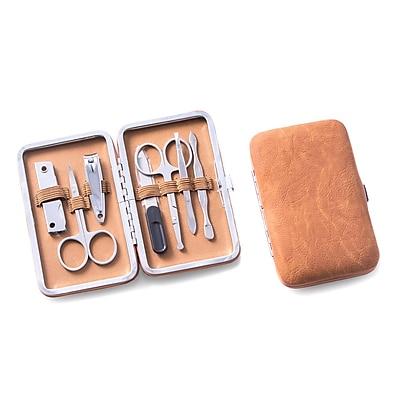 Bey-Berk 9 Pieces Manicure Set (BB218T)