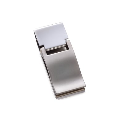 Bey-Berk Hinged Money Clip (BB81S)