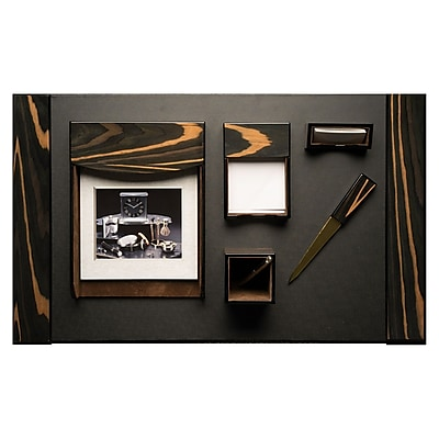 Bey-Berk 6 Piece Desk Set (D2010)