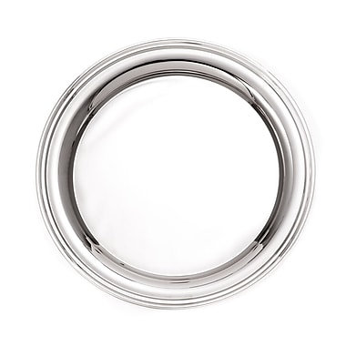 Bey-Berk Nickel Plated Tray (D560M)
