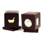 Bey-Berk Pharmacy Pen Box with Frames & Clock (R49P)