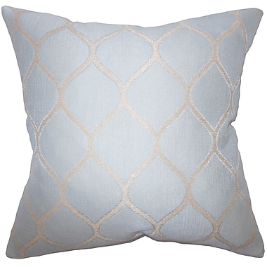 The Pillow Collection Amisquew Geometric Bedding Sham; Euro