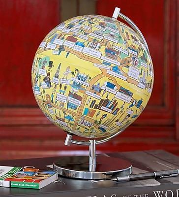 Waypoint Geographic Los Angeles Globe