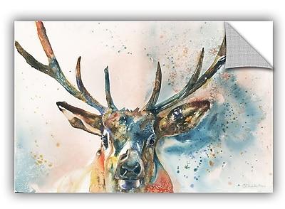 ArtWall Be Still My Hart Wall Mural; 24'' H x 36'' W x 0.1'' D