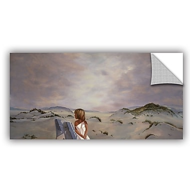 ArtWall The Closing Of the Day Wall Mural; 12'' H x 24'' W x 0.1'' D