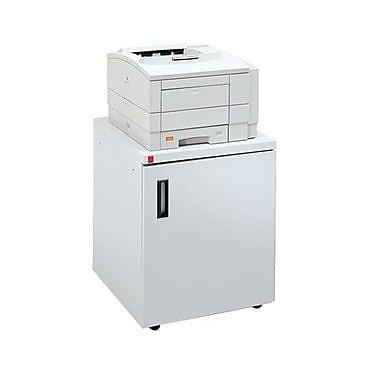 Bretford – Support à imprimante FC2020-BK, acier, noir (FC2020-BK)