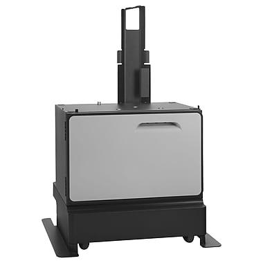 HP – Meuble pour imprimante, 36,6 (929,6 mm) haut. x 25,2 (640,1 mm) larg. x 27,8 (704,9 mm) prof. po (B5L08A)