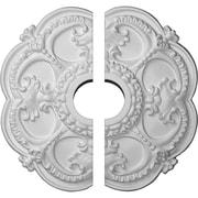 Ekena Millwork Rotherham Ceiling Medallion