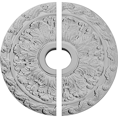 Ekena Millwork Spring Leaf Ceiling Medallion