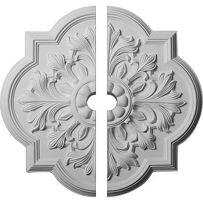 Ekena Millwork Bonetti Ceiling Medallion
