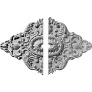 Ekena Millwork Ashford Ceiling Medallion