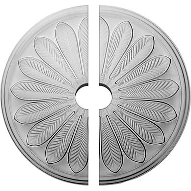 Ekena Millwork Brontes Ceiling Medallion