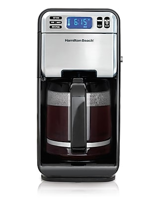 Hamilton Beach 12 Cup Programmable Coffee Maker WYF078277408862